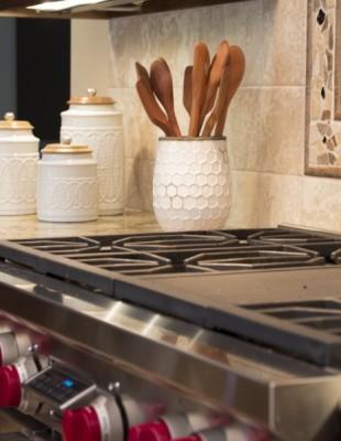 Helmsley Drive Kitchen interior design in Atlanta