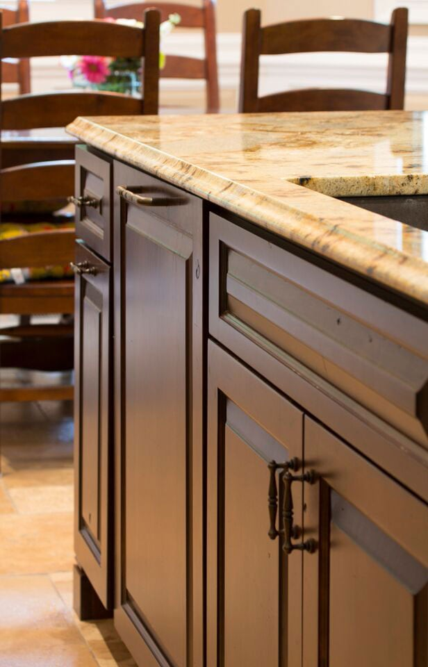 Atlanta's luxurious kitchen cabinets design