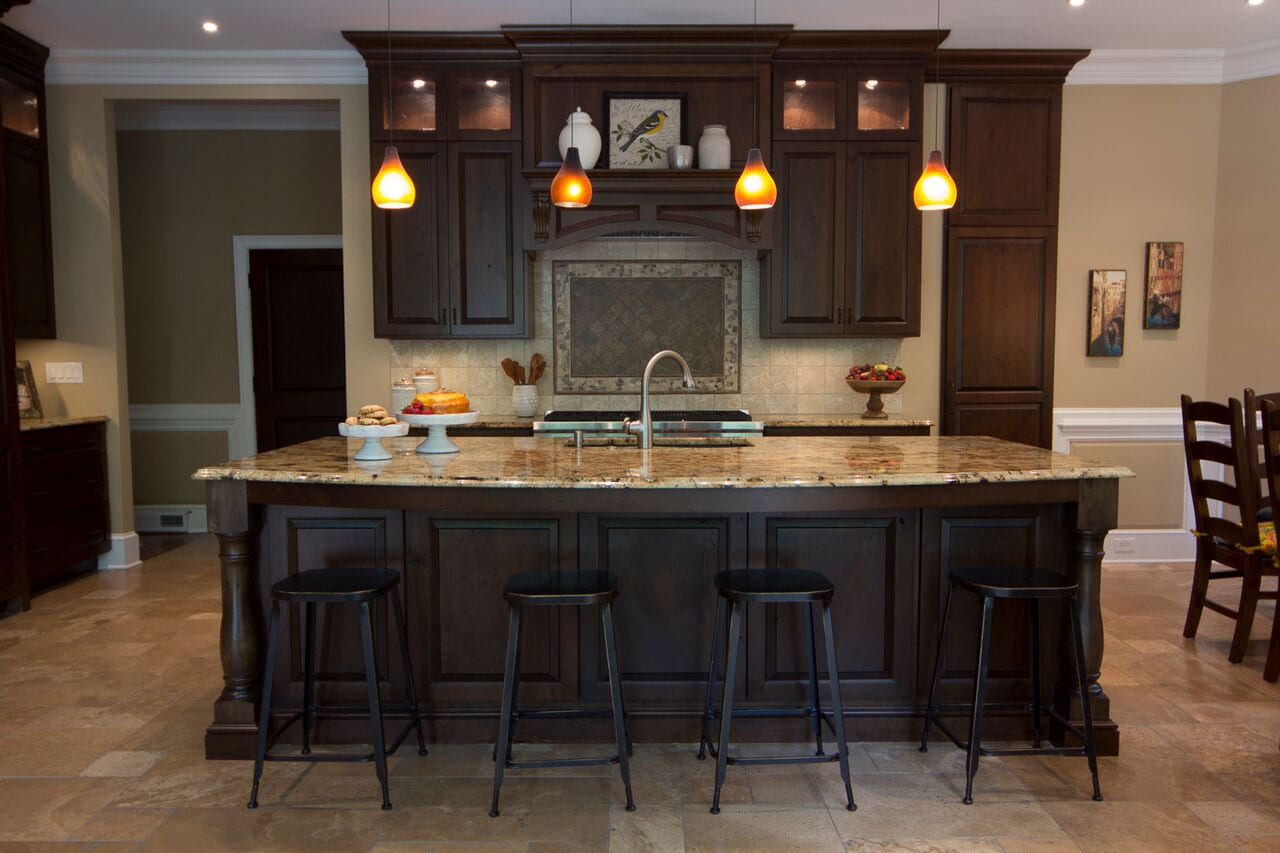 Atlanta's best kitchen interior design