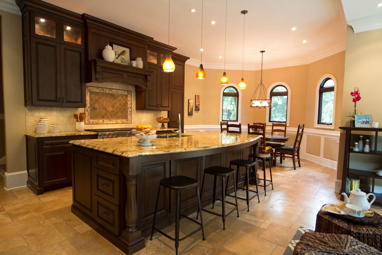 Altanta's best kitchen interiors