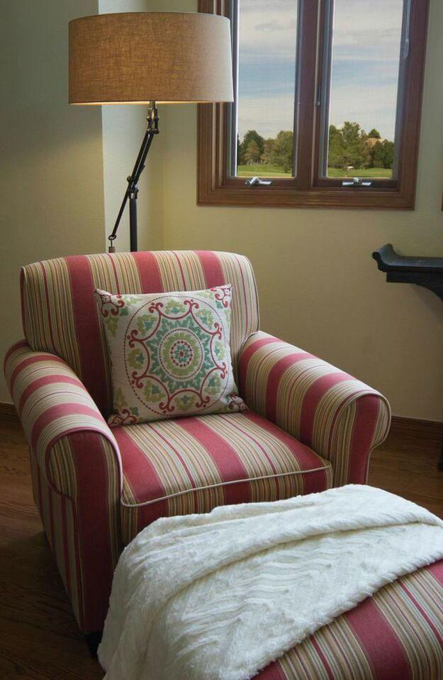 Atlanta custom chair design