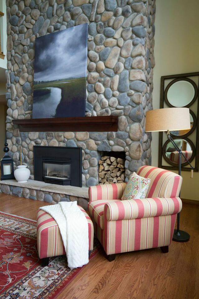 Atlanta living room design