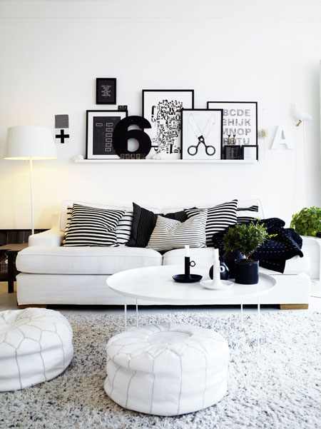 black-white-living-room-design