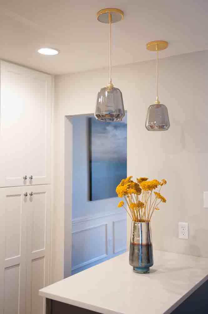 Wieuca Road kitchen interior design Atlanta