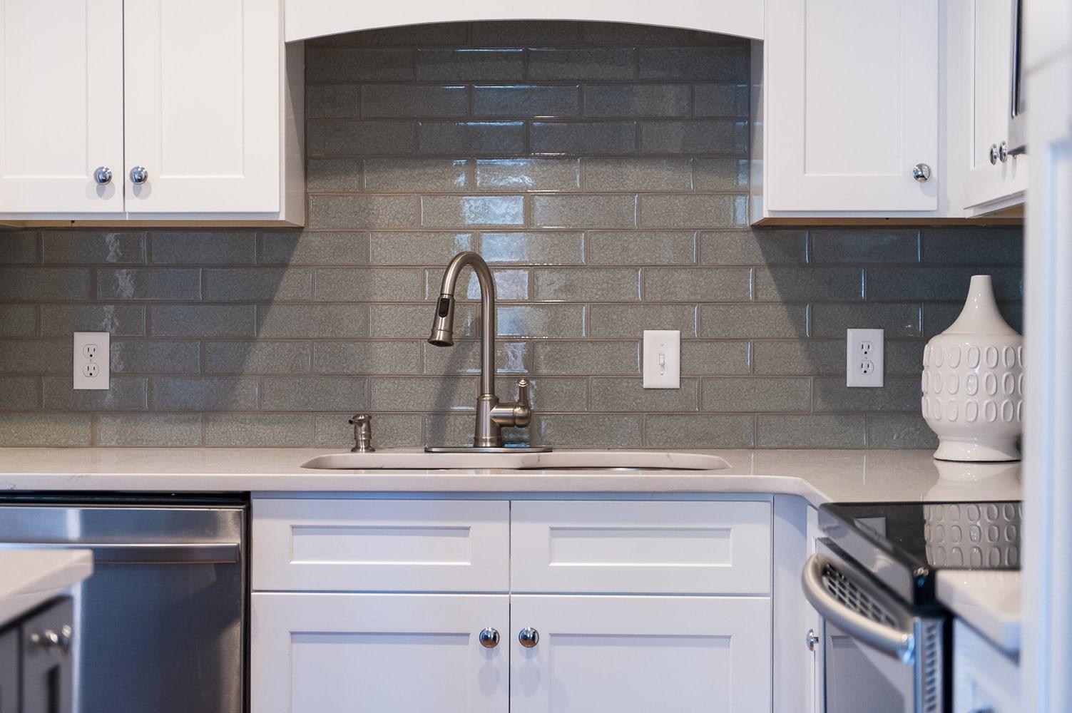 Wieuca Road kitchen interior design in Atlanta